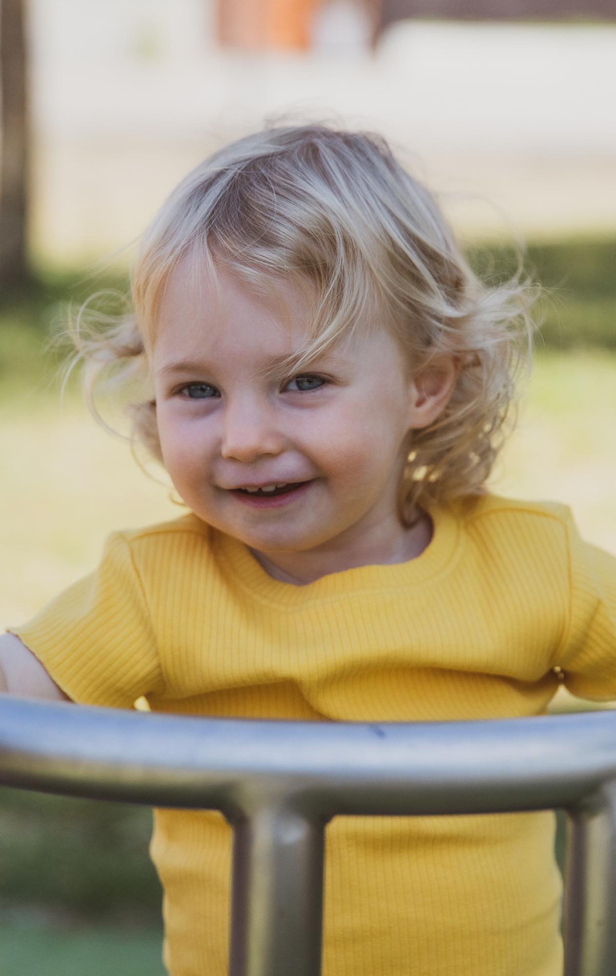 Gezinsfoto, gezinsfotografie of gezinsreportage, portretfoto kind